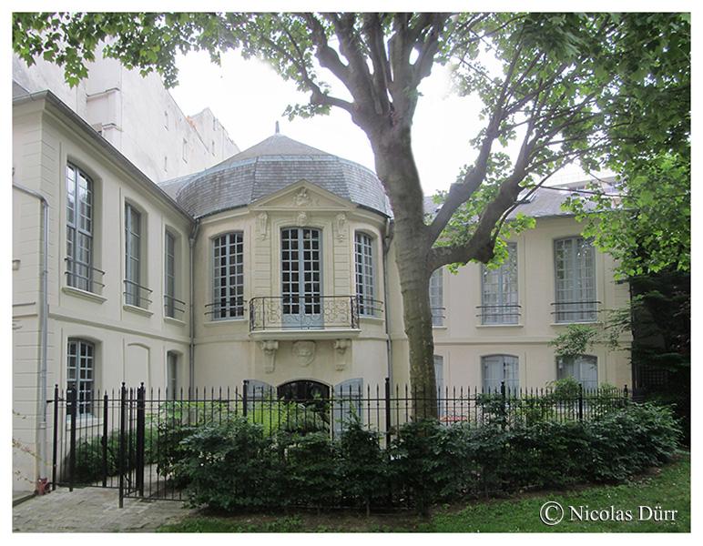 Un lieu dans Paris, la «Folie du treizième», 2016