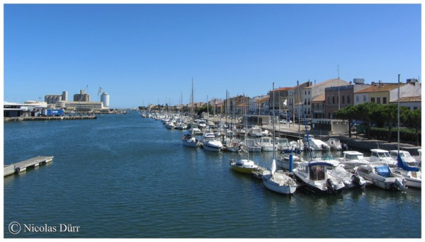 Le Canal du Midi (21/30), le Canal de la Robine (2012-2014) (4/4) : de l'écluse de Mandirac à Port-la-Nouvelle