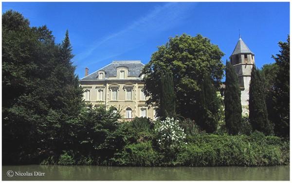 Le Canal du Midi (1/11/30), de Carcassonne à la jonction (2012) (2/7) : de l'écluse de Villedubert au bief deMarseillette