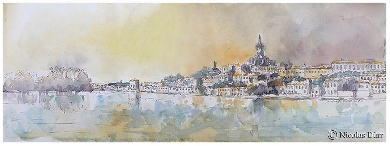 Le Canal du Midi (1/7/30), de Toulouse à Carcassonne (2012) (7/9) : du Grand Bassin à l'écluse deBéteille