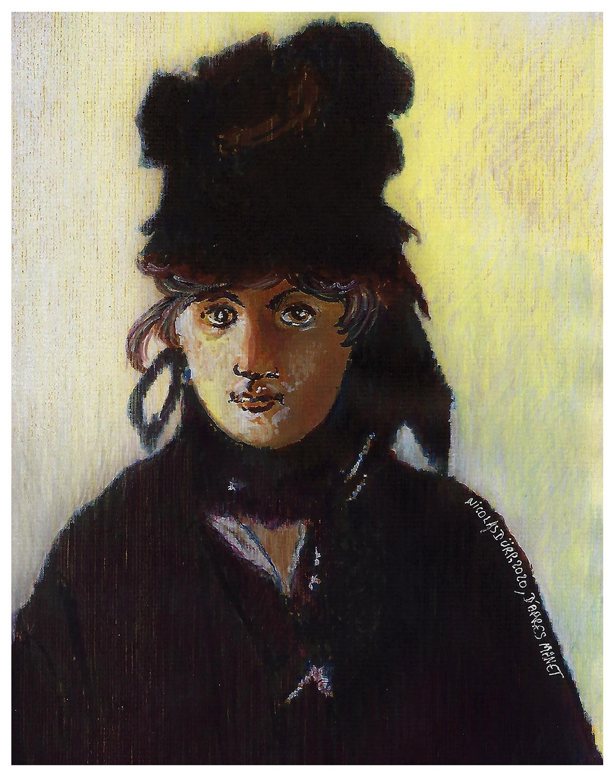 La publication d'une contributrice invitée : «Berthe Morisot», par IsabelleWerck