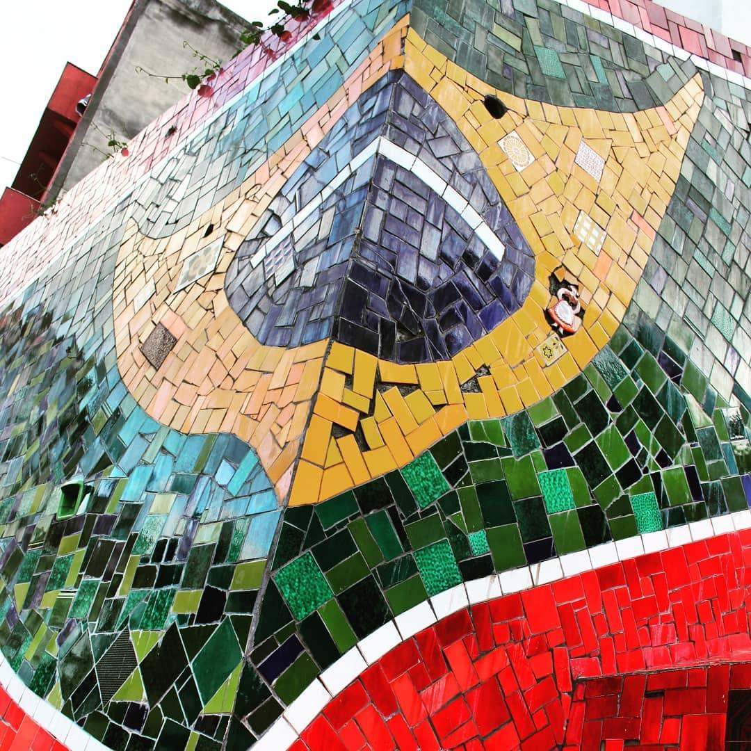 Les marches de Rio de Janeiro