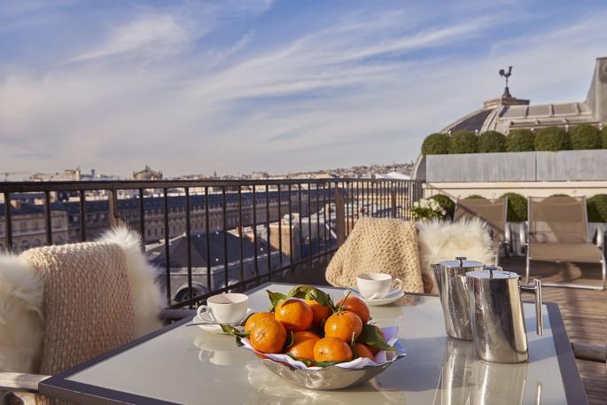 Les plus beaux hôtels de Paris