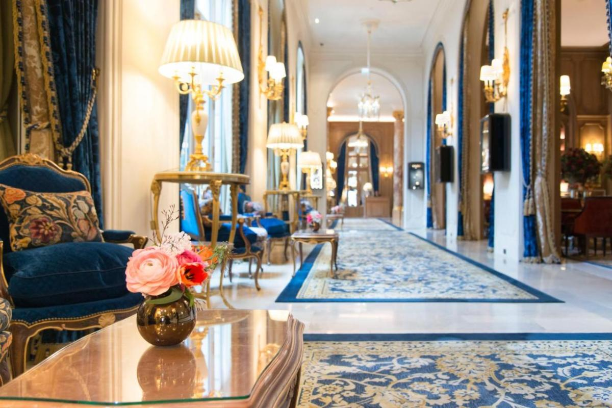 Le re blog de Monsieur jetlag (4) : Top 8 des plus beaux hôtels deParis